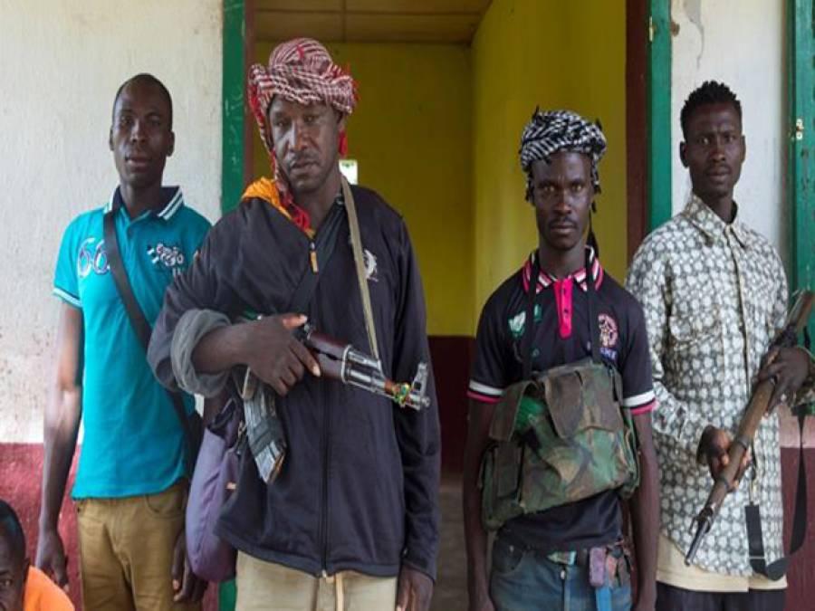 سنٹرل افریقن ریپبلک میں جنگجو گروپوں کے حملے ، سینکڑوں افراد ہلاک ، 88 ہزار سے زائد بے گھر