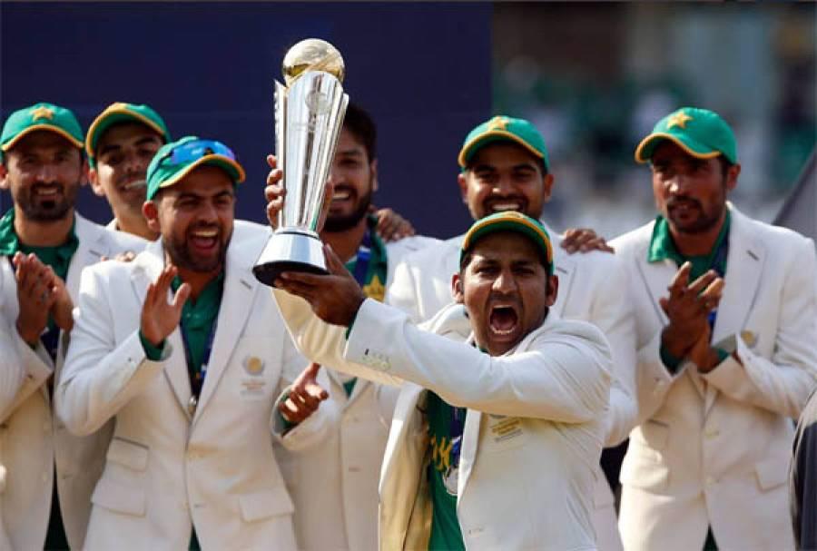 پاکستان نے بھارت کو عبرتناک شکست دے کر پہلی بار چیمپئنز ٹرافی اپنے نام کر لی