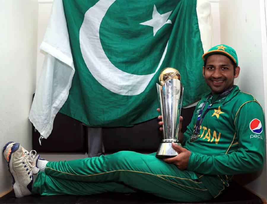 فاتح کپتان سرفراز احمد آج لندن میں کیا کر رہے تھے؟ ایسی ویڈیو منظرعام پر آ گئی کہ پاکستانیوں کے منہ خوشی اور حیرت کے مارے کھلے کے کھلے رہ گئے