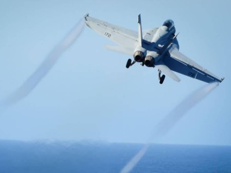 امریکہ نے شامی جنگی جہاز مار گرایا، طیارہ شامی باغیوں پر بمباری کر رہا تھا:پینٹا گون