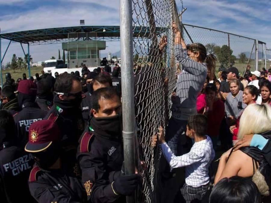 میکسیکو کی جیل میں ہولناک تصادم سے 28 قیدی ہلاک