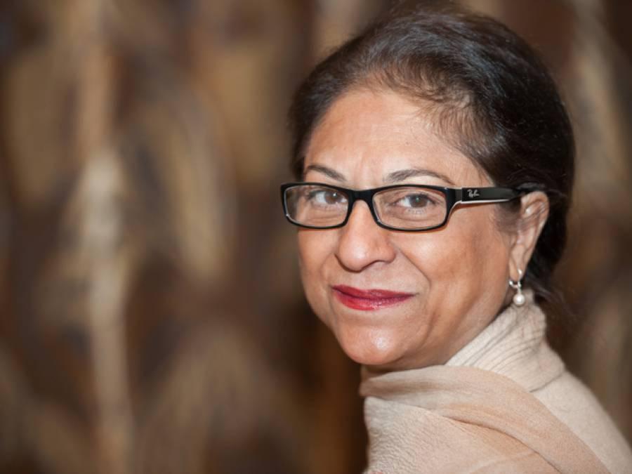 عورت کو اگر چار دیواری میں بٹھانا ہو تو اسے پارلیمان میں نہ لائیں:عاصمہ جہانگیر