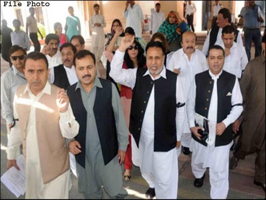 وزیراعظم کی بطورملزم جے آئی ٹی میں پیشی سے ملک کی جگ ہنسائی ہوئی ، فوری استعفیٰ دیں: متحدہ اپوزیشن پنجاب