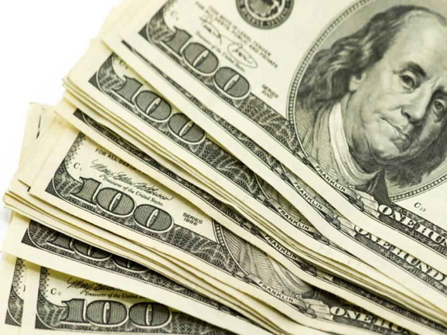 انٹر بینک مارکیٹ میں ڈالر کی قیمت میں 55 پیسے کا اضافہ، 106 روپے 25 پیسے پر آگیا