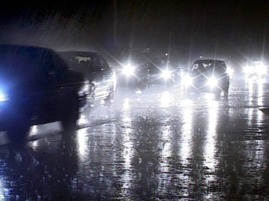آئندہ ہفتے سے ملک میں شدید بارشوں کا امکان