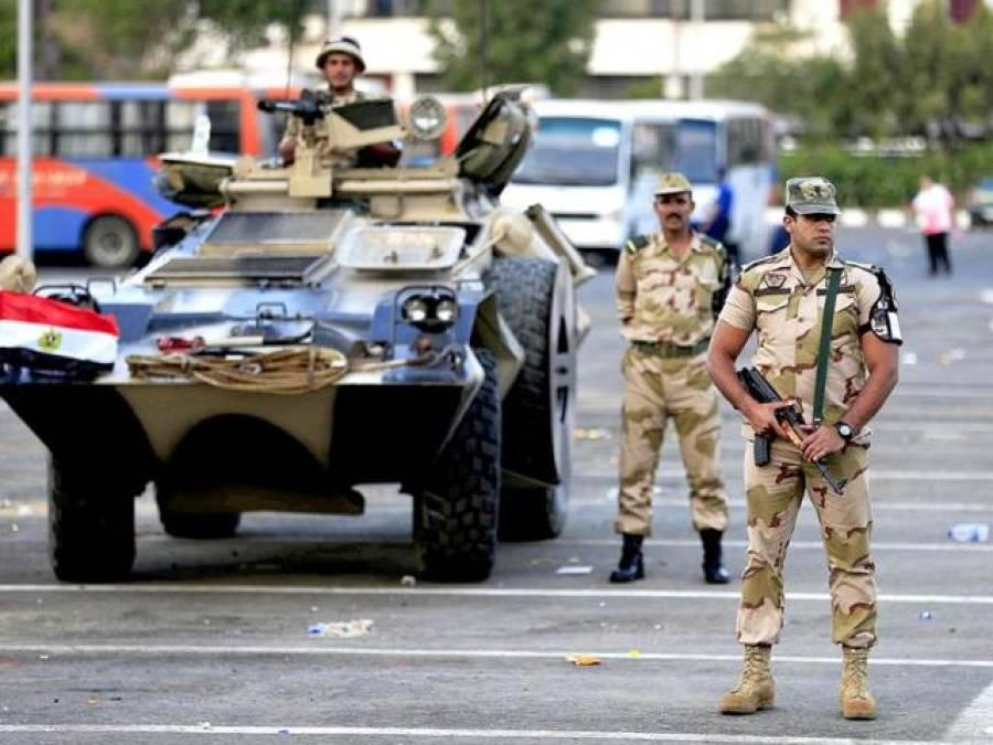 حرائے سینا میں حملہ، 10 فوجی اہلکار ہلاک