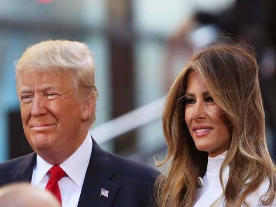 ٹرمپ اور ان کی اہلیہ کوجرمنی میں قیام کیلئے ہو ٹل نہ ملا ،امریکی صد ر موسم سے لطف اندوز نہ ہوسکے