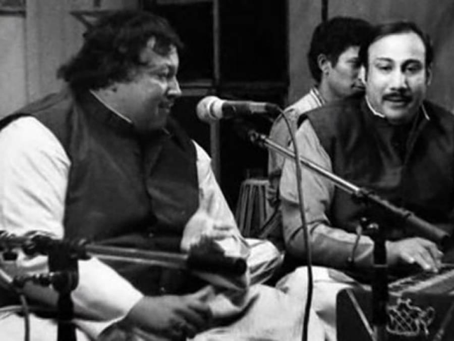پاکستانیوں کیلئے بڑی خوشخبری آ گئی،لیجنڈ گلوکار نصرت فتح علی خان کی کھوئی ہوئی گانوں کی وہ ریکارڈنگز مل گئیں جو آج تک کسی نے نہیں سنی