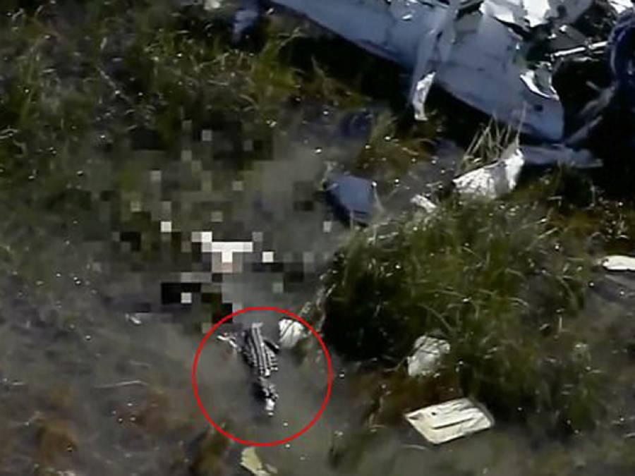 طیارے کو حادثہ، جب میڈیا ٹیمیں موقع پر پہنچیں تو طیارے کے ملبے پر ایک مگرمچھ بیٹھا کیا کررہا تھا؟ جان کر آپ کے بھی رونگٹے کھڑے ہوجائیں گے