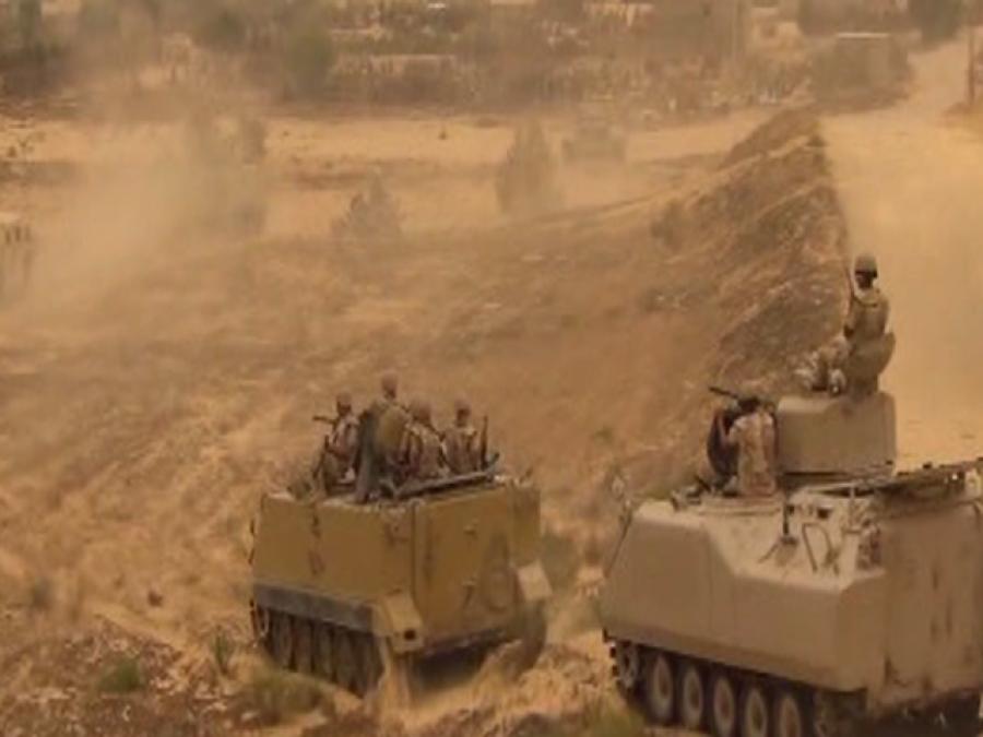 مصر ی فوج پردہشت گردوں کا حملہ، بریگیڈ ئر کمانڈر سمیت 26افسر اور جوان جاں بحق