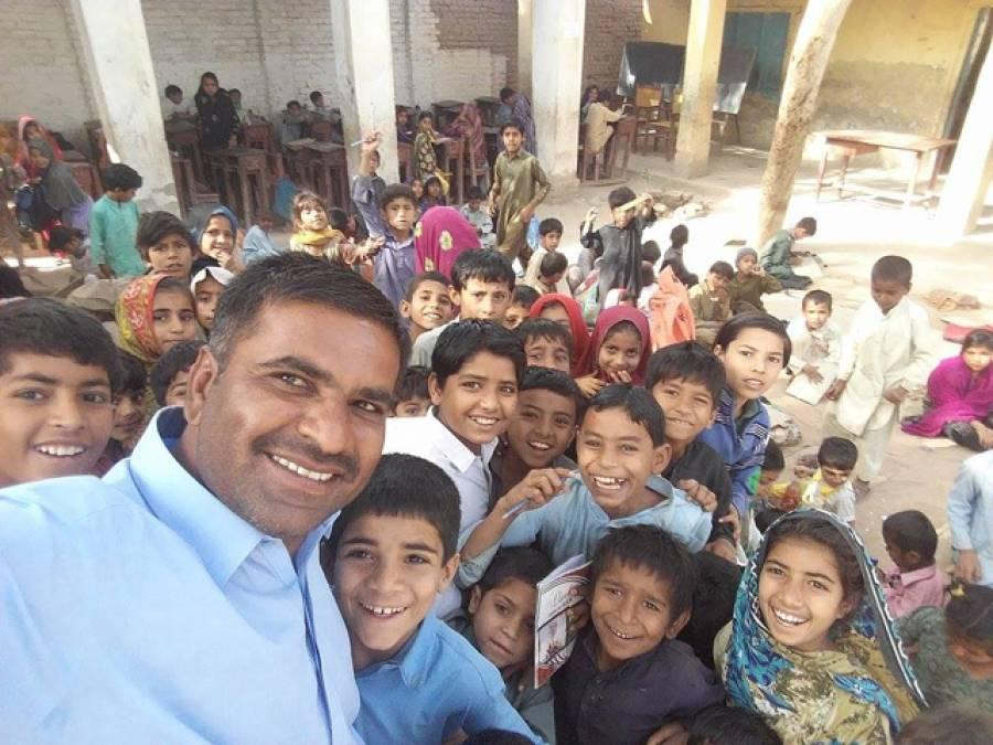 دختران بلوچستان تعلیم کے لئے بے تاب