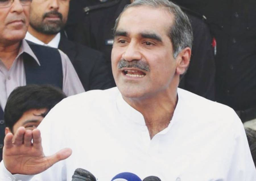 نیب مشرف کا بنایاہوا قانون ،اس پرہمارے تحفظات نئے نہیں ہیں:سعد رفیق