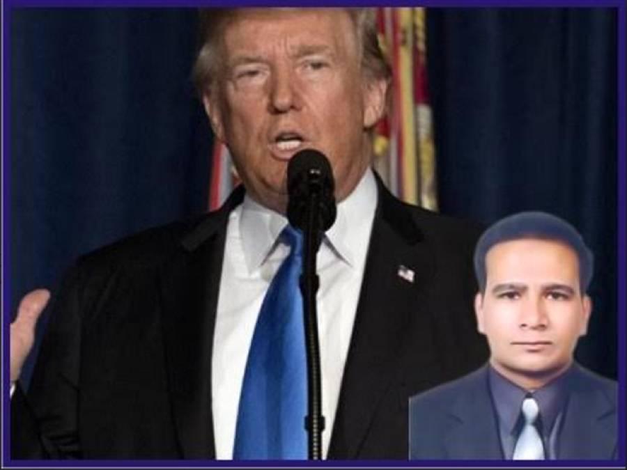 امریکی صدرکا افغان نزلہ پاکستان پرپھر گراہے