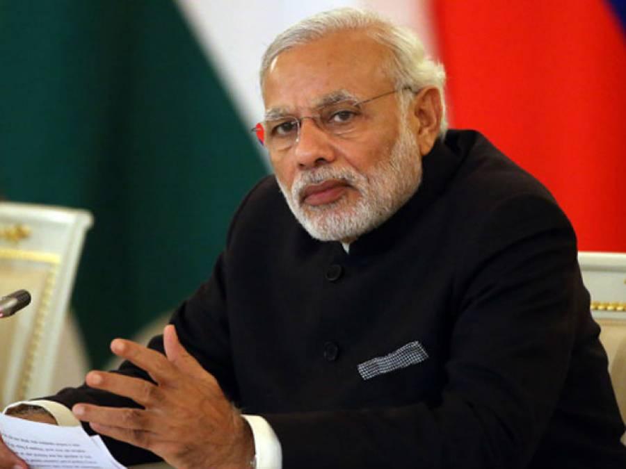 بھارت چین کشیدگی، مودی نے وزرا کو ڈوکالام تنازعے کے بارےمیں بیان دینے سے روک دیا
