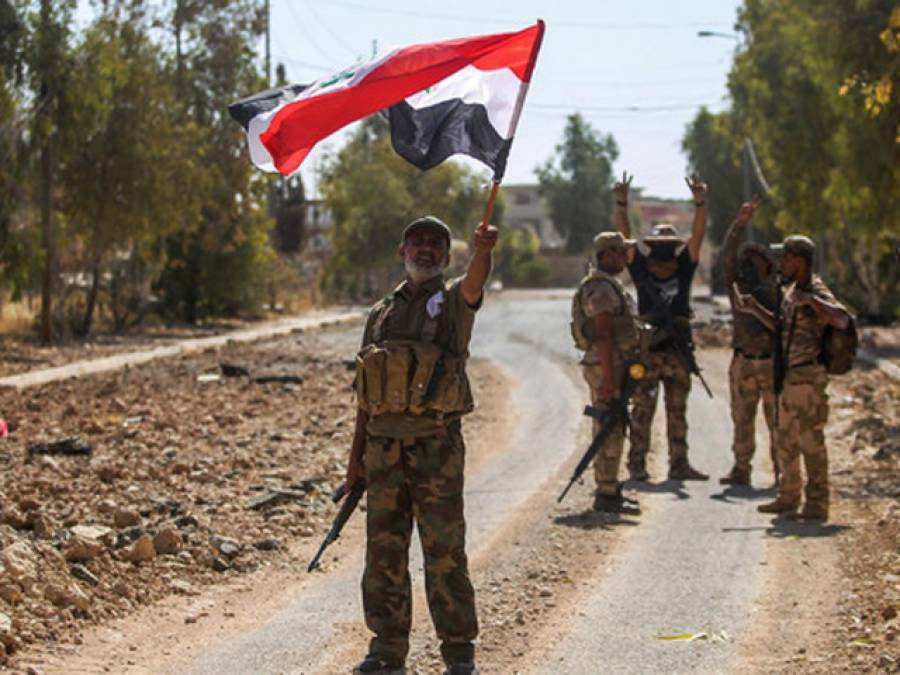 عراق ، تلعفر اور مضافات کو داعش سے آزاد کرانے کا ایک اور اعلان