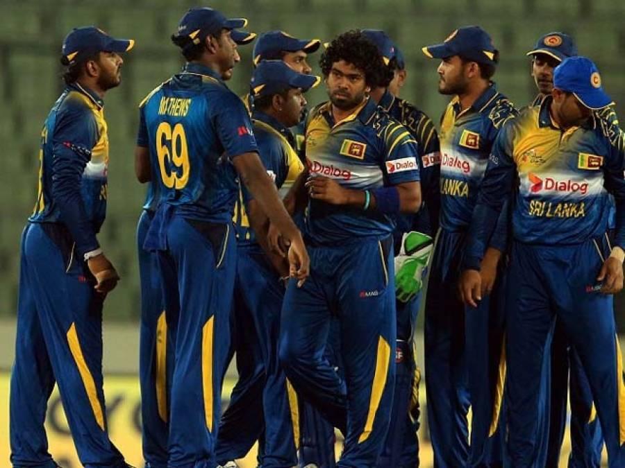 سری لنکن ٹیم آئی سی سی ورلڈ کپ 2019 میں براہ راست کوالیفائی کرنے میں نا کام ہو گئی
