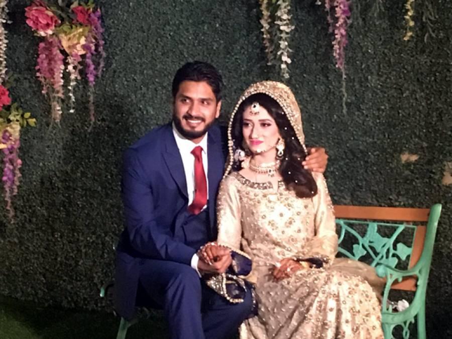 شادی کے چند روز بعد ہی رومان رئیس پریکٹس کیلئے قذافی سٹیڈیم پہنچے تو قومی ٹیم کے کھلاڑیوں نے کیا کہتے ہوئے ان کا استقبال کیا؟ دیکھ کر آپ کیلئے اپنی ہنسی روکنا مشکل ہو جائے گا