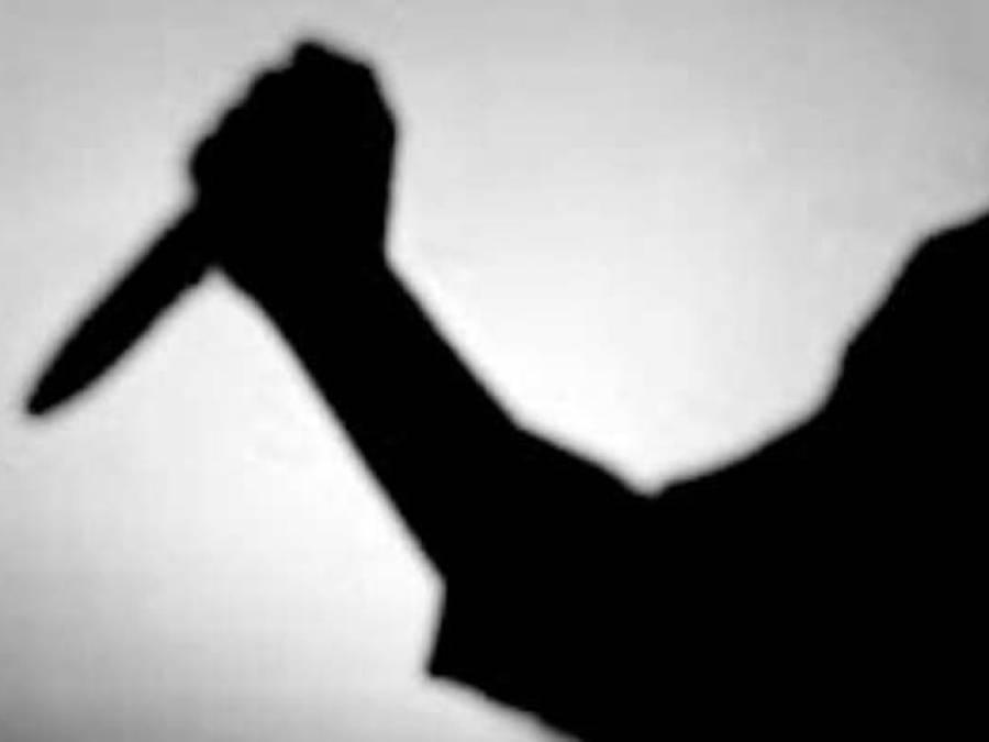روٹھی بیوی کو منانے میں ناکامی ' نوجوان نے چھریوں کے وار کرکے ساس کو قتل کرکے خود کشی کر لی