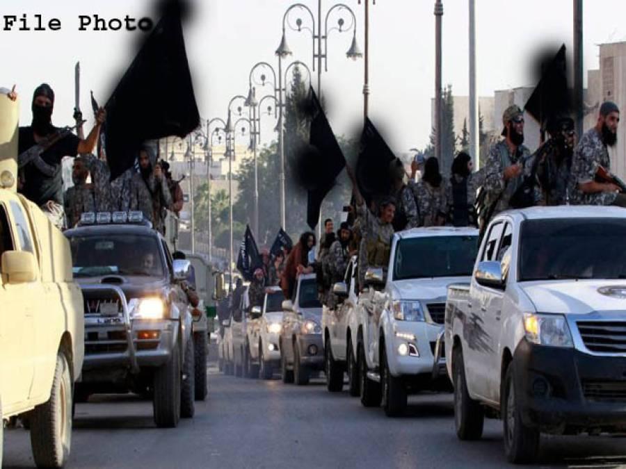 عراق ،داعشی جنگجو خاندانوں کے ساتھ فرار
