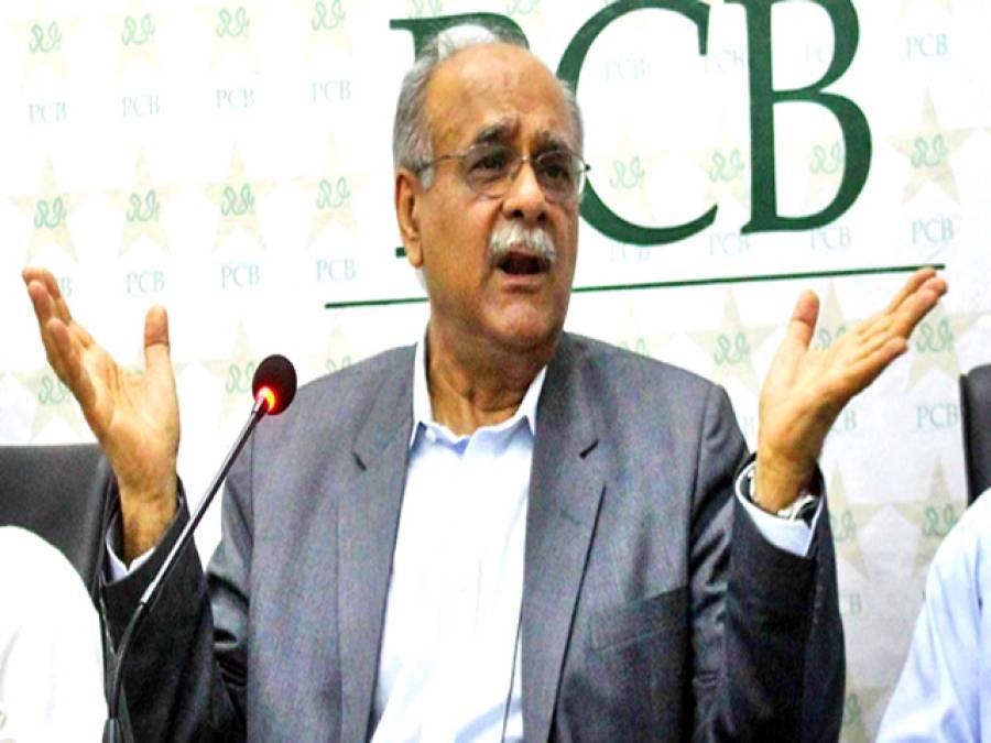 پاکستان کرکٹ بورڈ اپناکوئی بھی کھلاڑی ٹی 10لیگ میں نہیں بھیجے گا:نجم سیٹھی