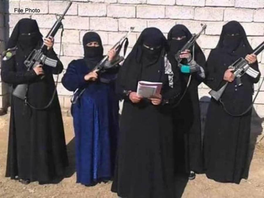 داغستان،شہری نے داعش میں شامل ہونے والی بیوی سے بچے واپس لے لیے