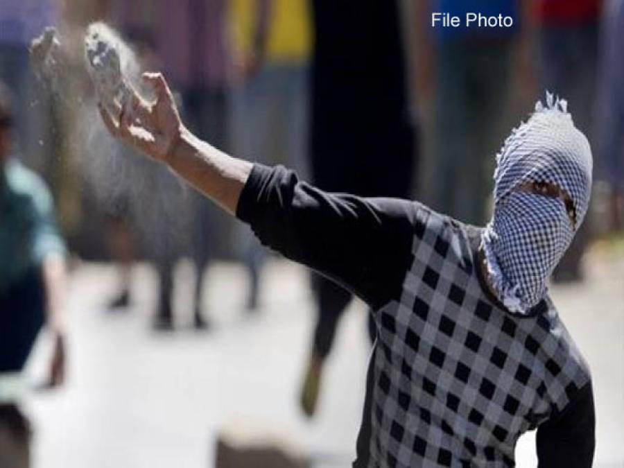 بھارت ، مسلمانوں کے مکانات پر ہندوؤں کا پتھراؤ، کئی افراد زخمی