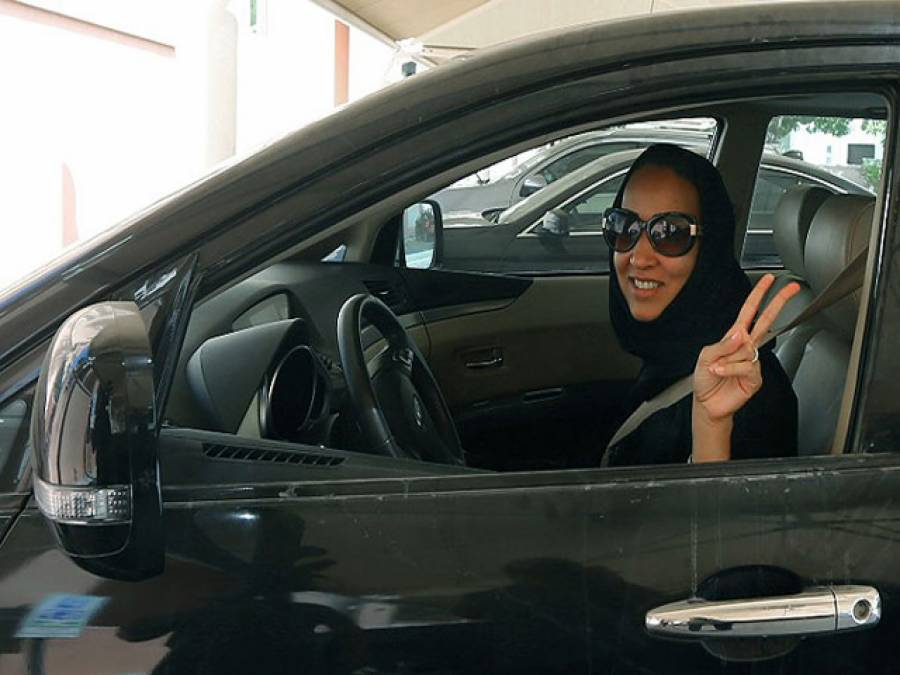 سعودی عرب میں 18سال سے بڑی عمر کی خواتین گاڑی چلا سکیں گی
