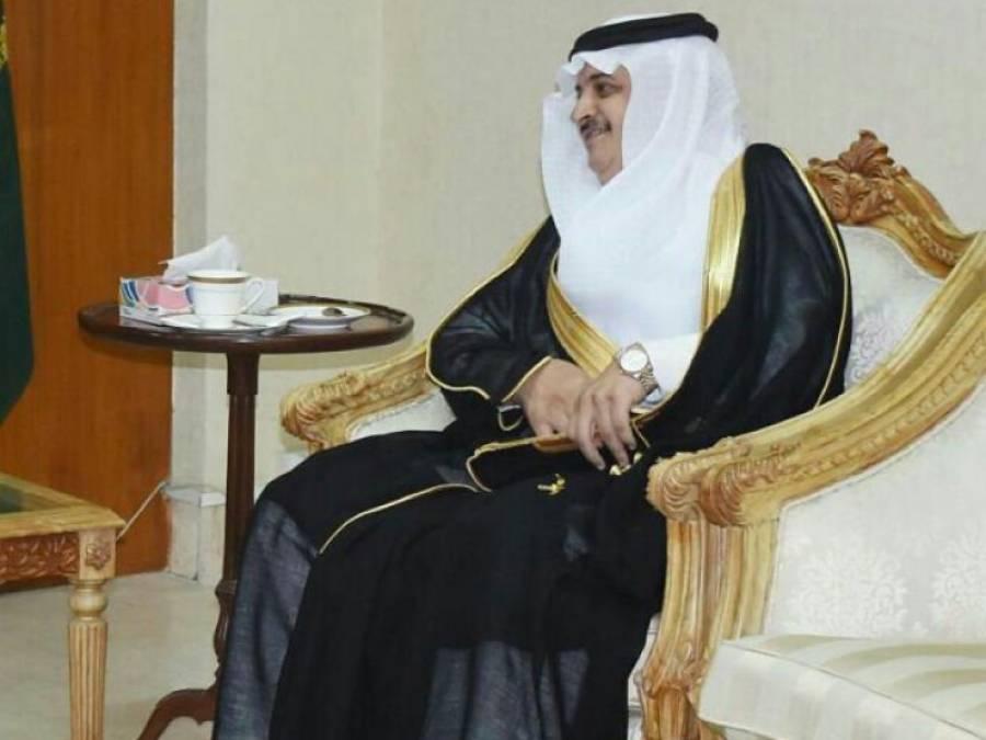 سعودی عرب گوادر بندرگاہ میں سرمایہ کاری کا خواہشمند: سعودی سفیر