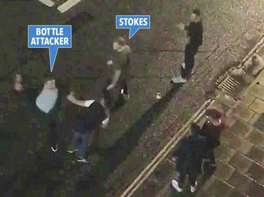 برطانوی آل راﺅنڈر بین سٹوکس کی لڑائی کی ویڈیو بھی منظرعام پر آ گئی، انہوں نے ایک منٹ میں مخالف شخص پر کتنے مکے برسائے؟ ویڈیو دیکھنے والوں کے منہ کھلے کے کھلے رہ گئے