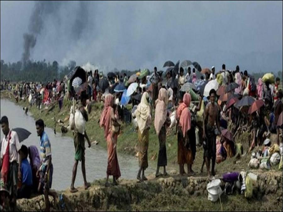 اقوام متحدہ کااہلکاروں کو روہنگیا کا مسئلہ میانمارکے ساتھ اٹھانے سے روکنے کا انکشاف
