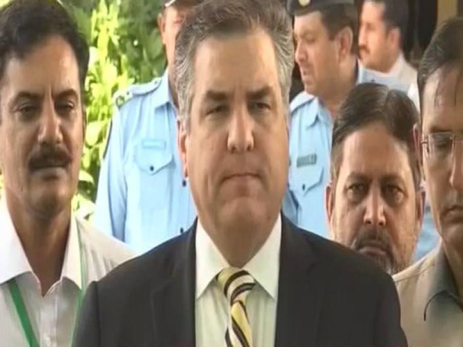 عمران خان اور جہانگیرترین کیخلاف ثبوت غائب کر دیئے گئے،ہمارے پاس شہادتیں موجود ہیں،دانیال عزیز
