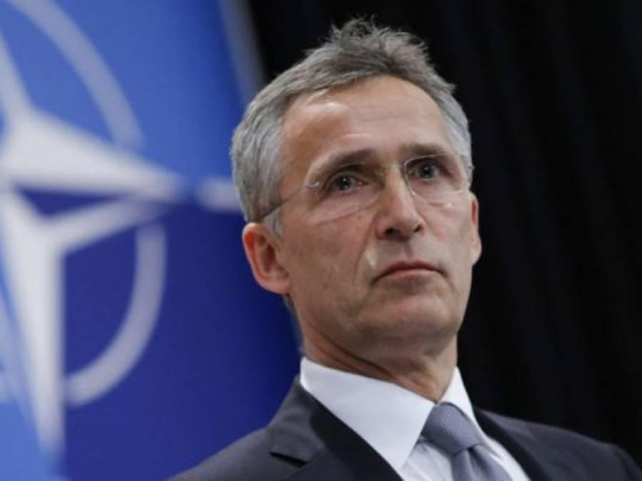 افغانستان کو عالمی دہشتگردی کی پناہ گاہ نہیں بننے دیں گے:نیٹو
