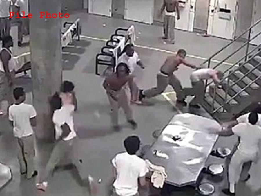 میکسیکو،جیل میں قیدیوں کی ہنگامہ آرائی،13 ہلاک،متعدد زخمی