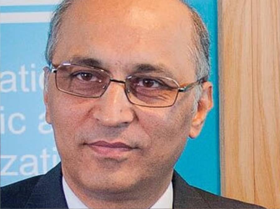 سفیر پاکستان برائے فرانس معین الحق کی یونیسکو کے 202 ویں اجلاس میں شرکت