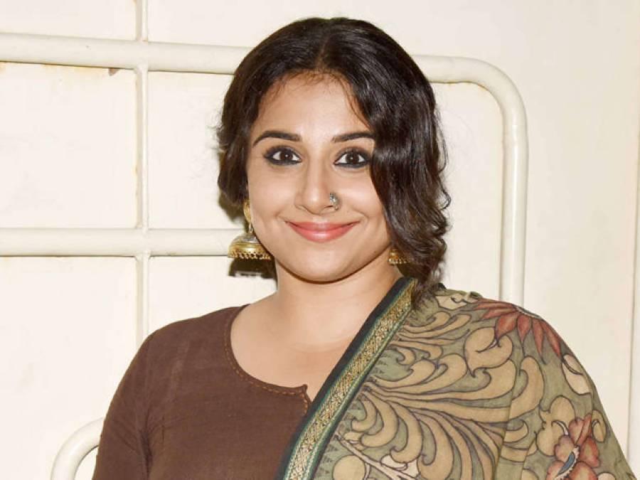 '' میں نے اپنی محبت کا گلہ اس لئے گھونٹ دیا کیونکہ میں جس شخص سے محبت کرتی تھی وہ میری بہن کے ساتھ'' ۔۔۔۔بالی ووڈکی معروف اداکارہ ودیا بالن نے اپنی نجی زندگی کے حوالے سے تہلکہ خیز انکشاف کر کے پوری بھارتی فلم انڈسٹری میں زلزلہ برپا کر دیا