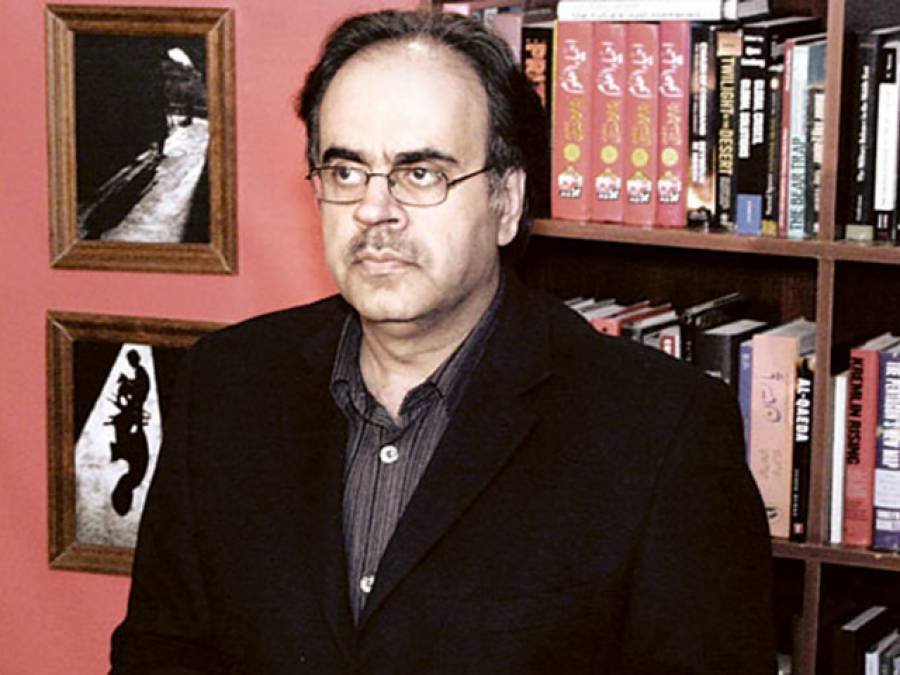 چپکے سے ایم کیوایم کا نیا آئین الیکشن کمیشن میں جمع، فاروق ستار مکمل بااختیار ہیں: ڈاکٹر شاہد مسعود