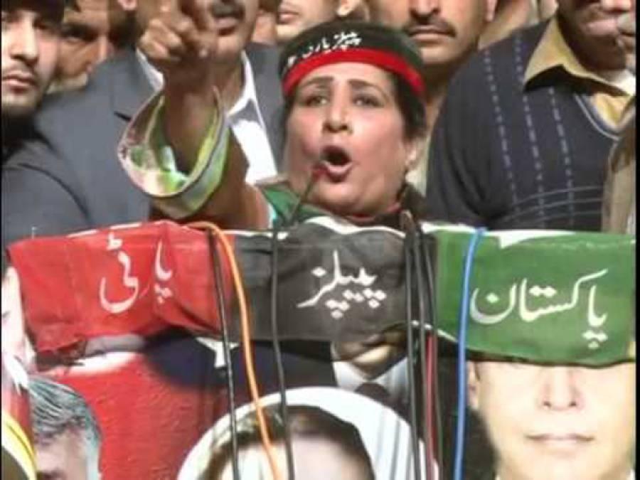 ڈی آئی خان میں خواتین کی عزت محفوظ نہیں،علی امین گنڈاپور کو گرفتار کیا جانا چاہئے،نگہت اورکزئی