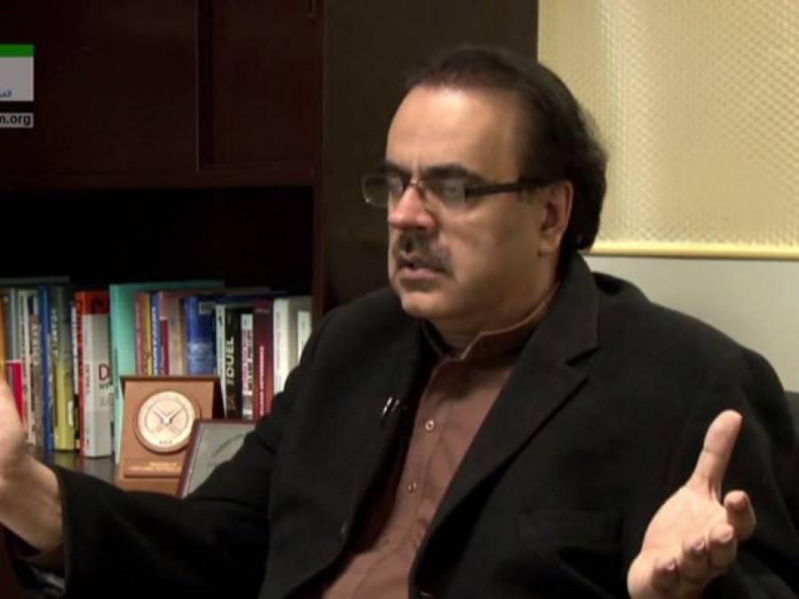 حدیبیہ کیس میں صرف سلمان شہباز بچیں گے: شاہد مسعود