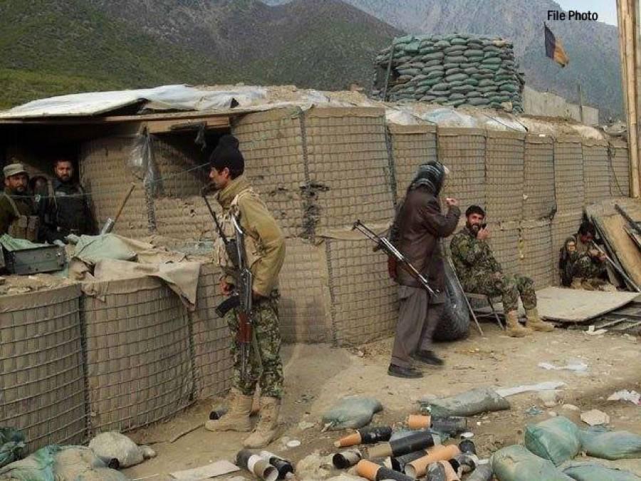 قندھار،طالبان کا فورسز کی چیک پوسٹوں پر حملہ، 22 پولیس اہلکار ہلاک،15 زخمی