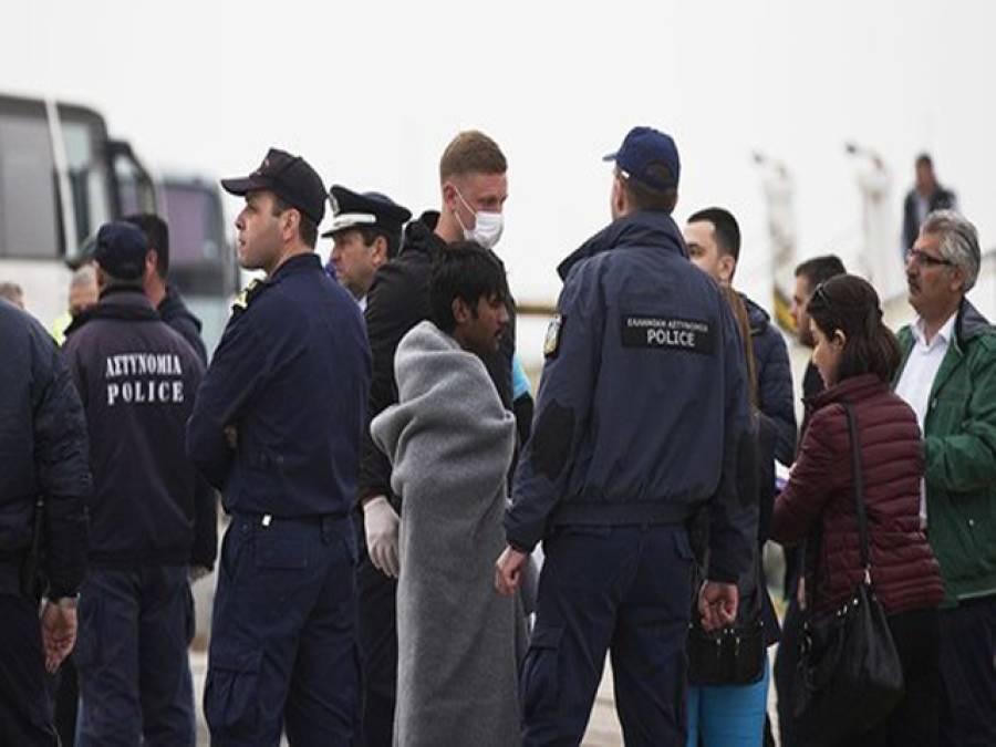 غیر قانونی طور پر یورپ جانے کی خواہش میں انسانی سمگلروں کے ہتھے چڑھنے والے57پاکستانی ترکی سے بازیاب