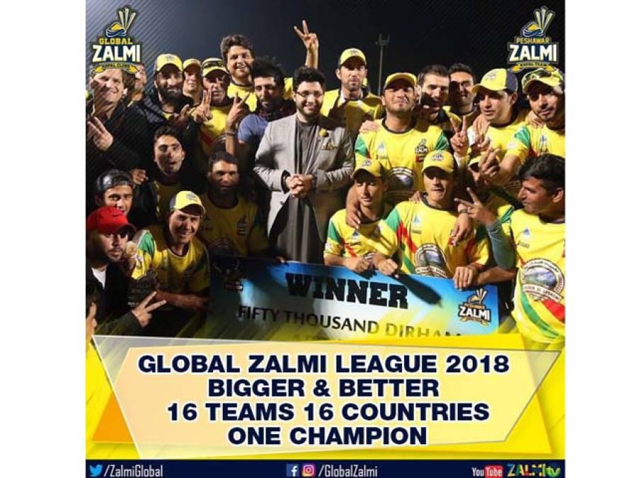 پشاور زلمی نے آئندہ برس زلمی لیگ کے انعقاد کا اعلان کر دیا