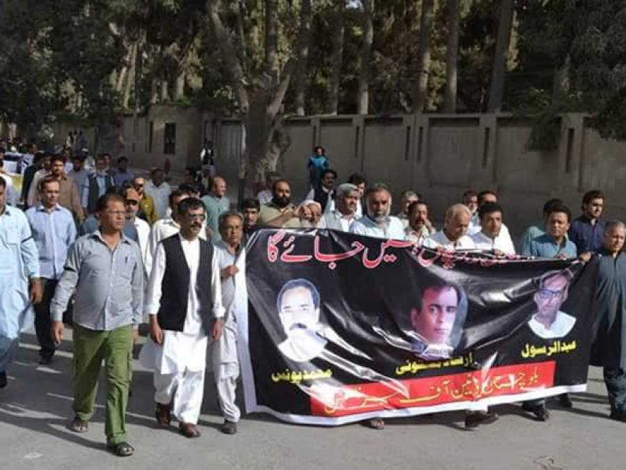 بلوچستان میں خبر بنانے والوں کی بھی سنئے