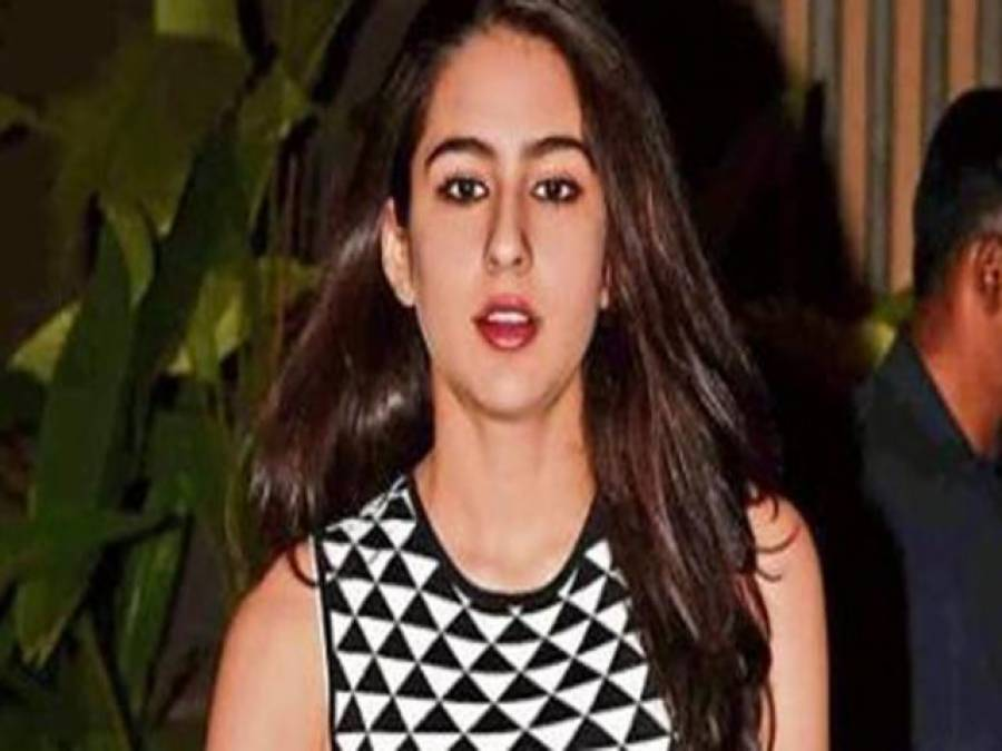سیف علی خان کی بیٹی میں واضح تبدیلی،تصاویر وائرل