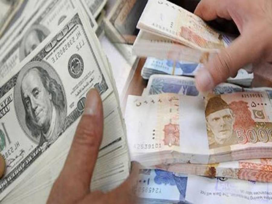 انٹر بینک مارکیٹ میں امریکی ڈالر کی قدر میں 50 پیسے کی کمی، 110 روپے 50 پیسے کا ہوگیا