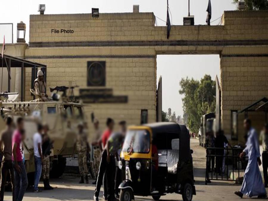 مصری جیلیں شدت پسندی کی آماج گاہیں ہیں:آئرش شہری