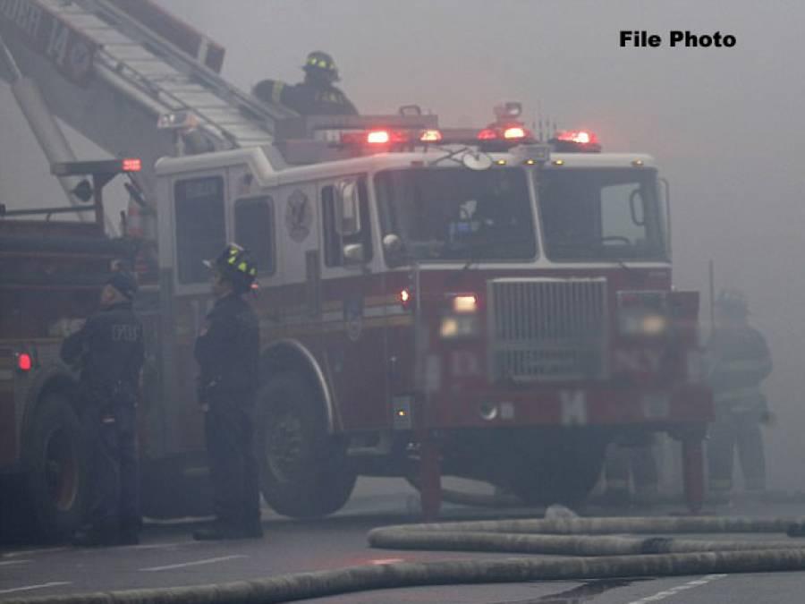چین، رہائشی عمارت میں آتشزدگی ، 5افراد ہلاک ، 9زخمی