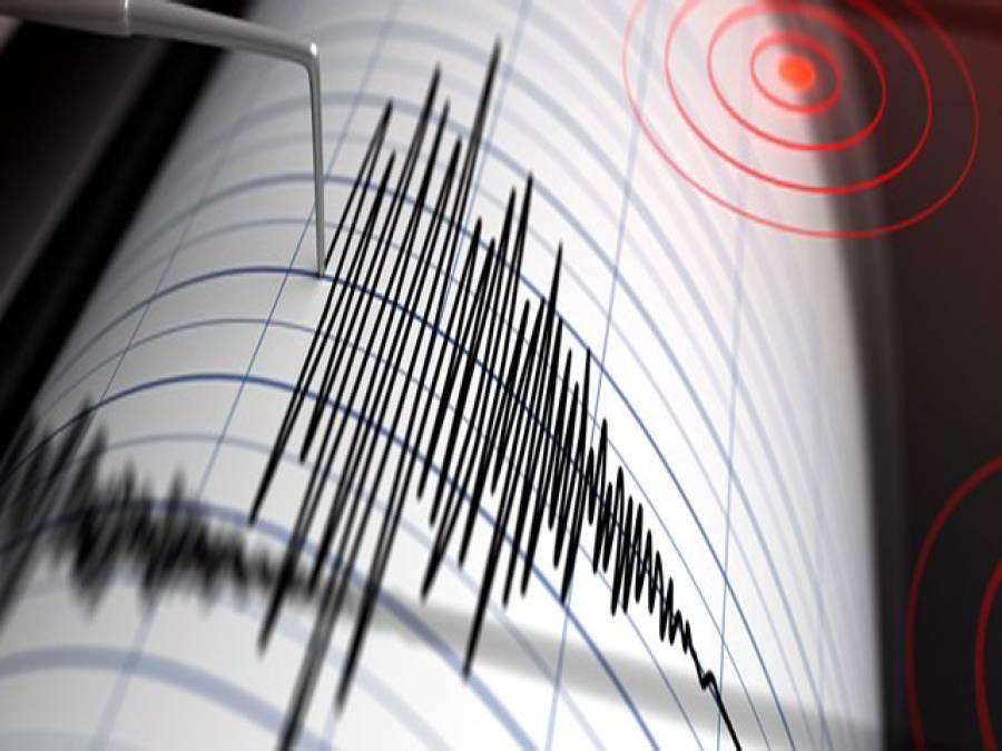 ایران ، 2اعشاریہ 6شدت کا زلزلہ ،55 افراد زخمی