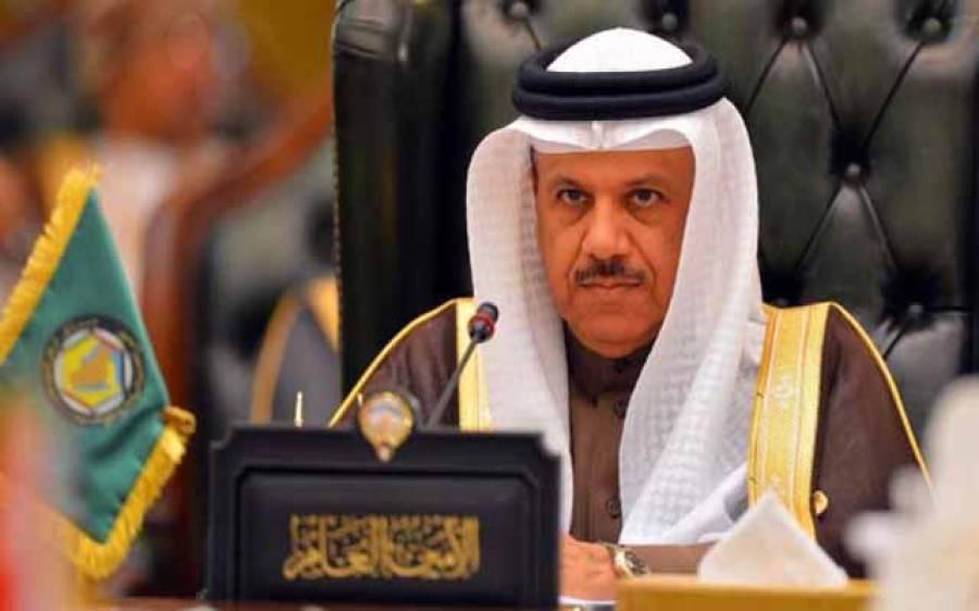 ریاض پر حوثیوں کا میزائل حملہ بزدلانہ دہشتگردی ہے: ڈاکٹر عبداللطیف الزیانی