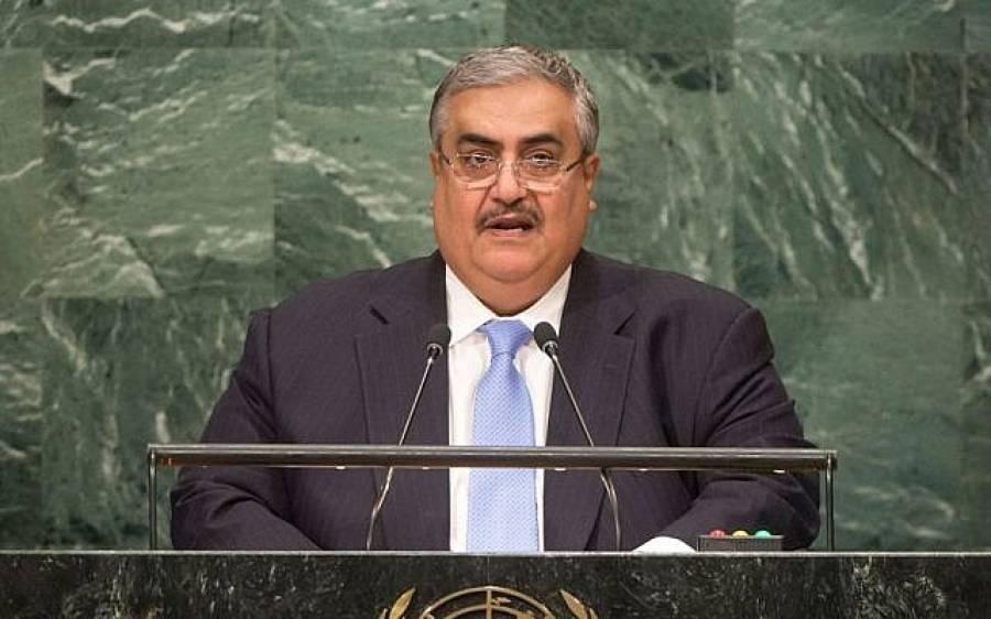 اہم عرب ملک کے وزیر خارجہ ٹرمپ کی زبان بولنے لگے ، ایسا بیان دے دیا کہ بڑی جنگ کا خطرہ پیدا ہوگیا