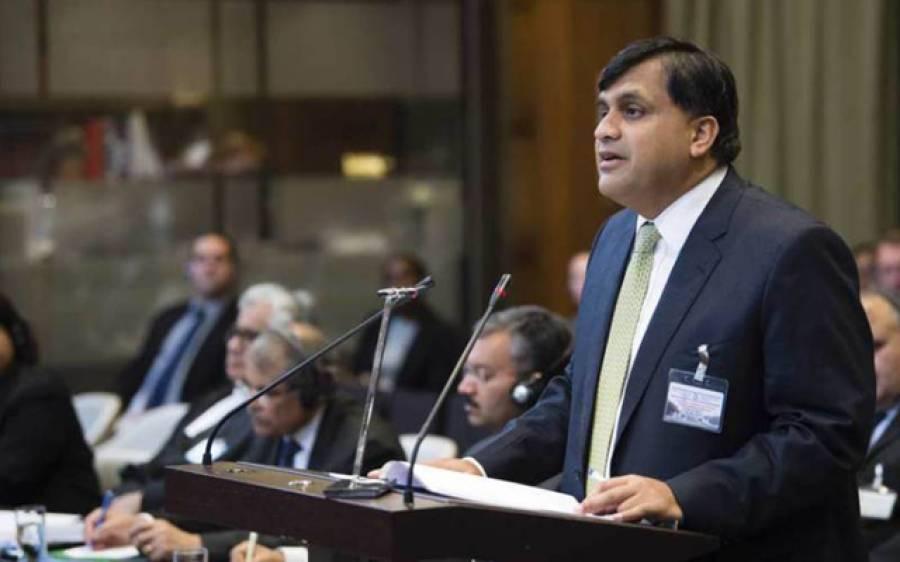 کلبھوشن یادیو کی اہلخانہ سے ملاقات کا دورانیہ30 منٹ،بھارتی ڈپٹی کمشنر کی موجودگی قونصلر رسائی نہیں ،ترجمان دفتر خارجہ